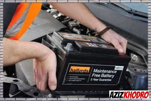 نکاتی مهم در مورد سرویس ، 1.حفظ و نگهداری بهتر باتری خودرو