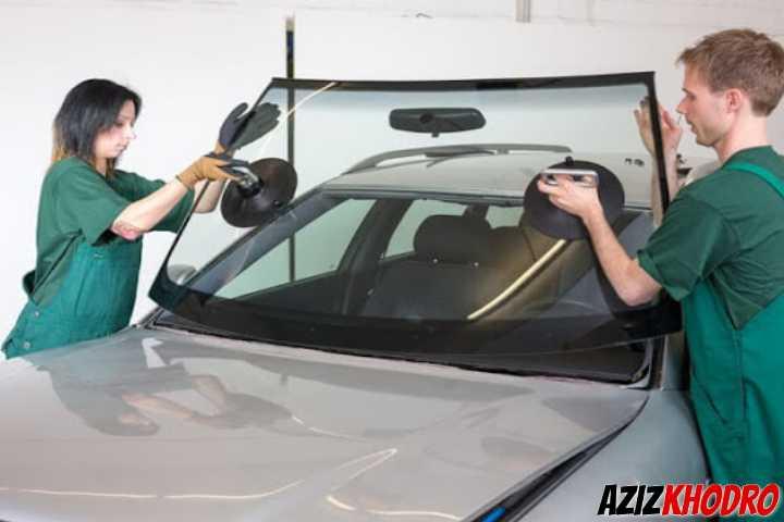 استفاده از شیشه گوریلا در اتومبیل