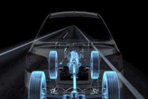 انتقال گشتاور موتور به چهار چرخ