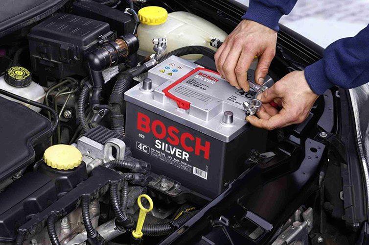 دلایل خرابی باتری خودروها